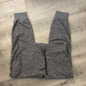 Athleta | Gray Drawstring Joggers